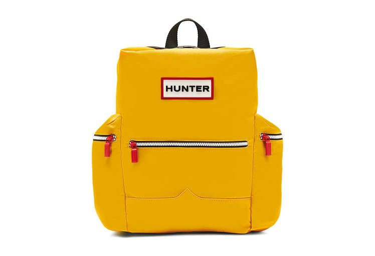 Hunter Mochila de nylon original
