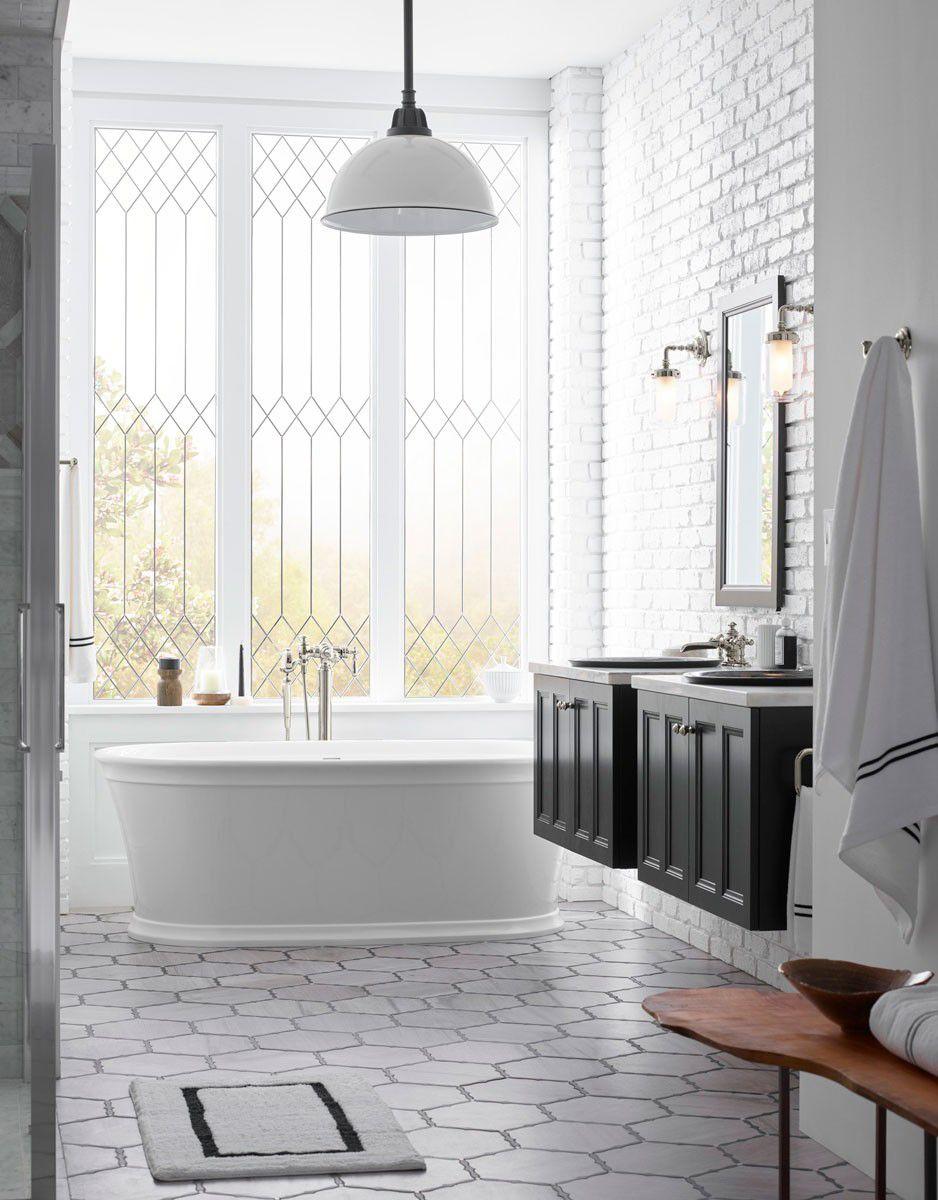 Serious Inspiration At Kohler Design Center Designs Of Any Kind Classic Bathroom Stylish Bathroom Industrial Style Bathroom