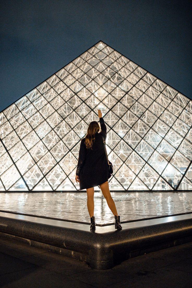 Photo of Die besten Pariser Instagram Spots   15 Pariser Aufnahmen, die Sie nicht verpassen dürfen: Louvre Mu … …