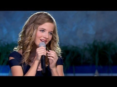 Jackie Evancho - Can You Feel The Love Tonight - 2013 - YouTube
