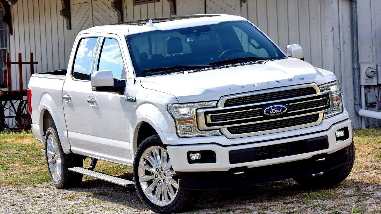 Ford lobo 2019 redesign price and review