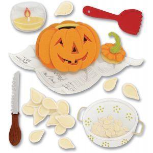 JOLEE/'S BOUTIQUE PUMPKIN CARVING 3-D Stickers Halloween Pumpkins Autumn
