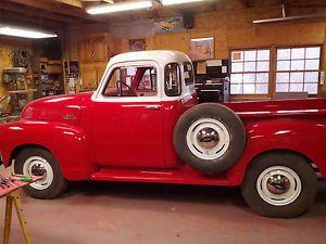 1954 Chevrolet Other Pickups 3100 Standard Cab Pickup 2 Door Love The Wrap Around Back Glass Ebay Trucks Chevrolet Trucks Chevy Trucks