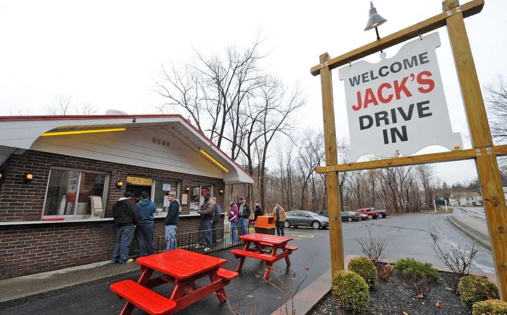 1. Jack's DriveIn, 24 Main Ave., Wynantskill. For the