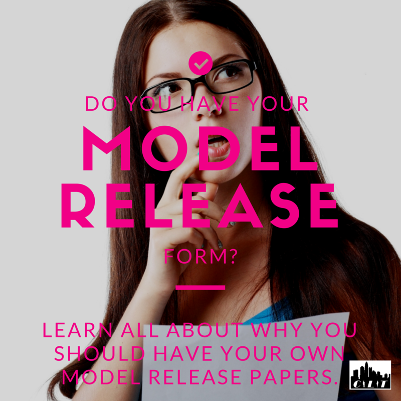 May I See Your Model Release Form  Photographers And Photography