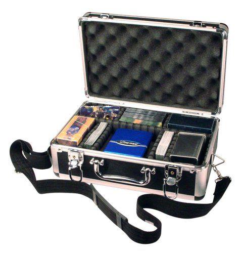 Metal Deck Vault Carrying Case UPR 81828 Ultra Pro http://www.amazon.com/dp/B000OQ8RHI/ref=cm_sw_r_pi_dp_ffDqub1SXWGHD