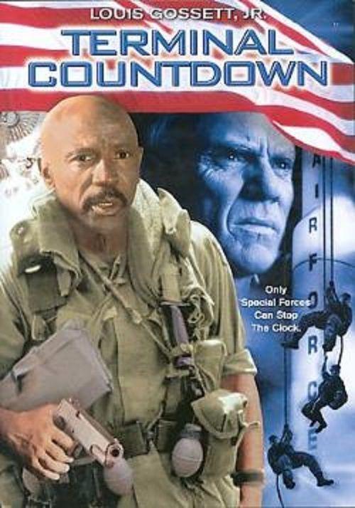 Terminal Countdown (1999) Louis Gossett Jr. played the role of Morgan.