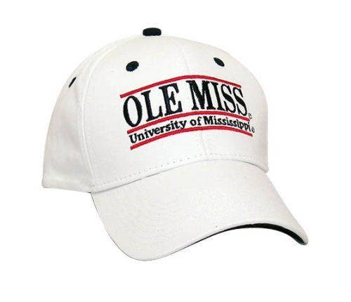 NCAA Ole Miss Rebels The Game Classic Bar Adjustable Cap ...