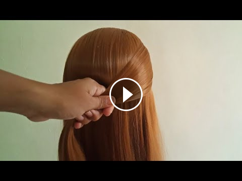 Easy And Simple Hairstyle Everyday Hairstyle Hairstyleeveryday