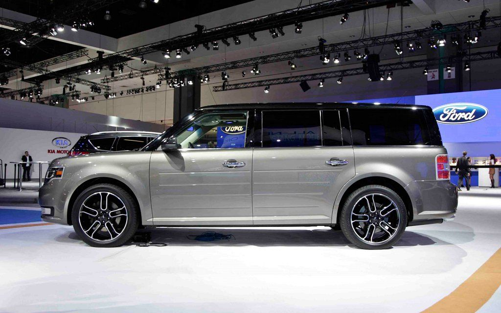 Cars The Us Got And The Uk Didn T Ford Flex Potpourri Cars