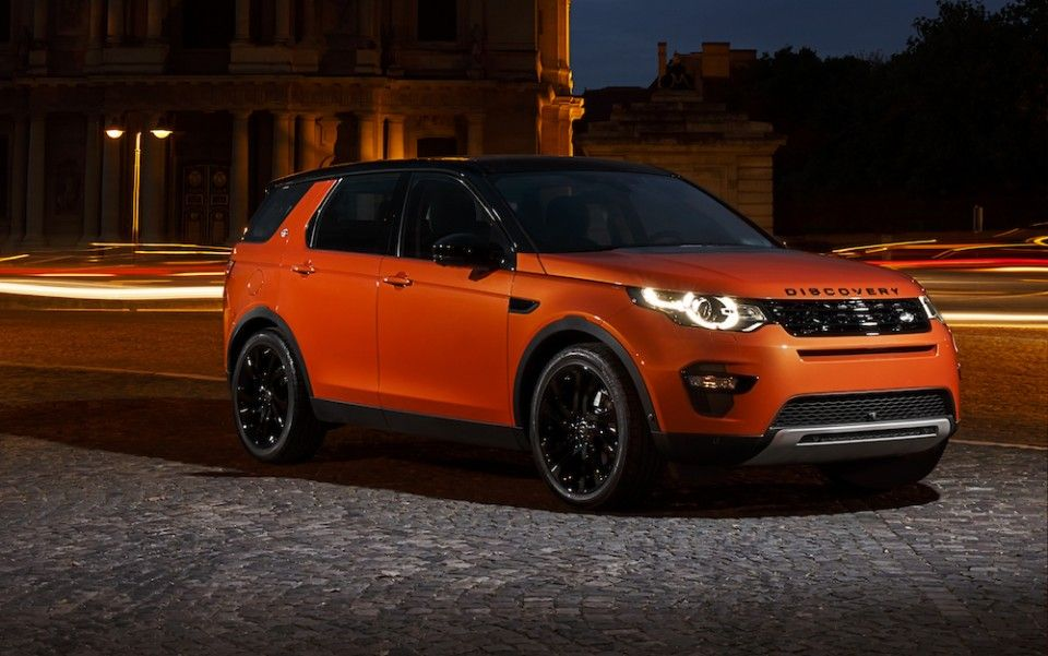 Jaguar Land Rover Discovery Sport Launched In India Land