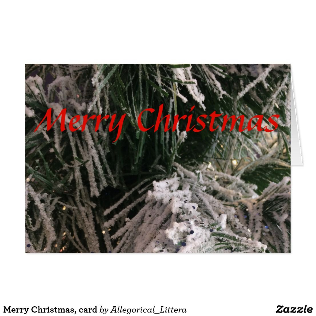 Merry Christmas, card | Zazzle Greeting Cards & clothing | Pinterest ...