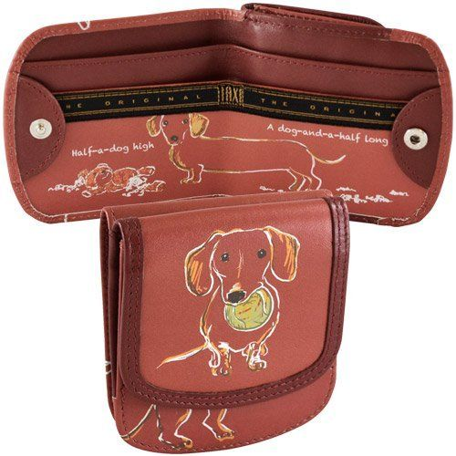 Taxi Wallet - Imagery Collection (Dachshund) Taxi Wallet by Alicia Klein, http://www.amazon.com/dp/B00AG2MUBE/ref=cm_sw_r_pi_dp_-Acbrb1NAT16Q