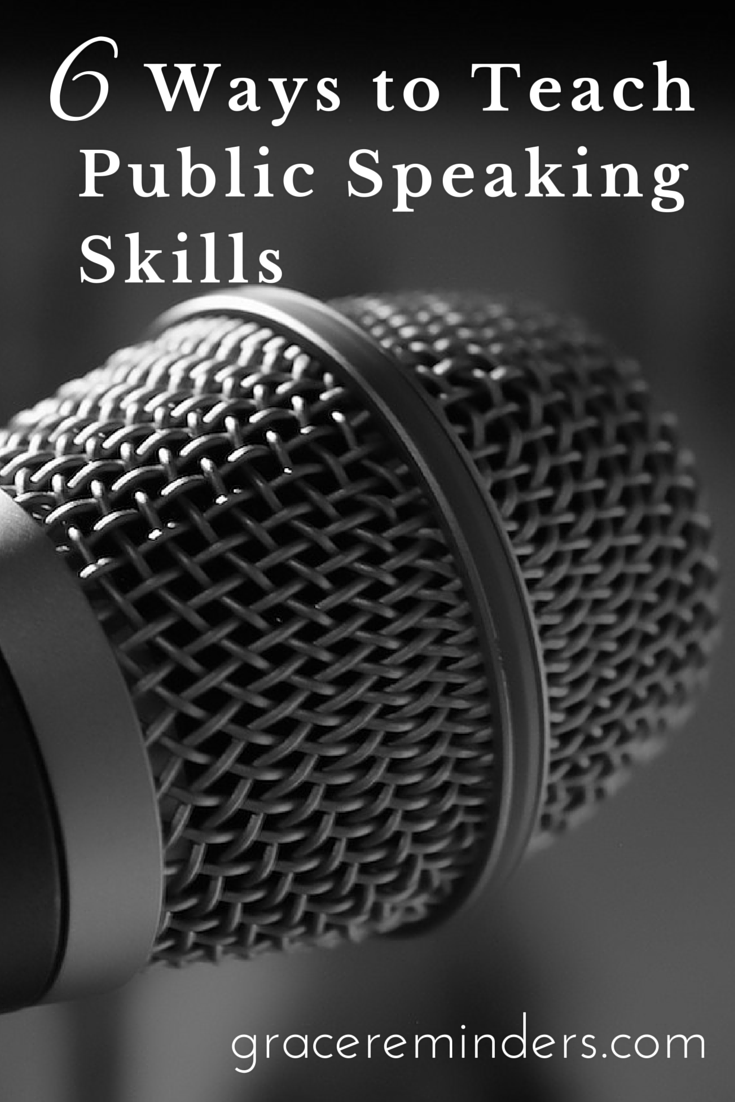 How to Teach Public Speaking forecast