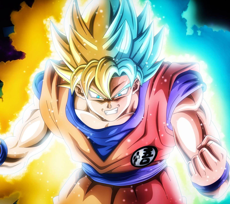 Goku Change Anime dragon ball super, Anime dragon ball