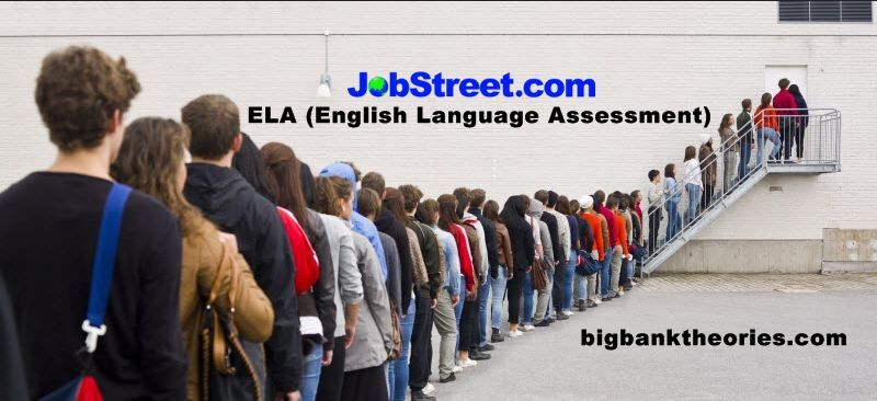 Test Bahasa Inggris JobStreet