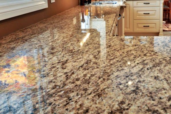 How To Repair Granite Countertop Chips Laminate Kitchen Granite
