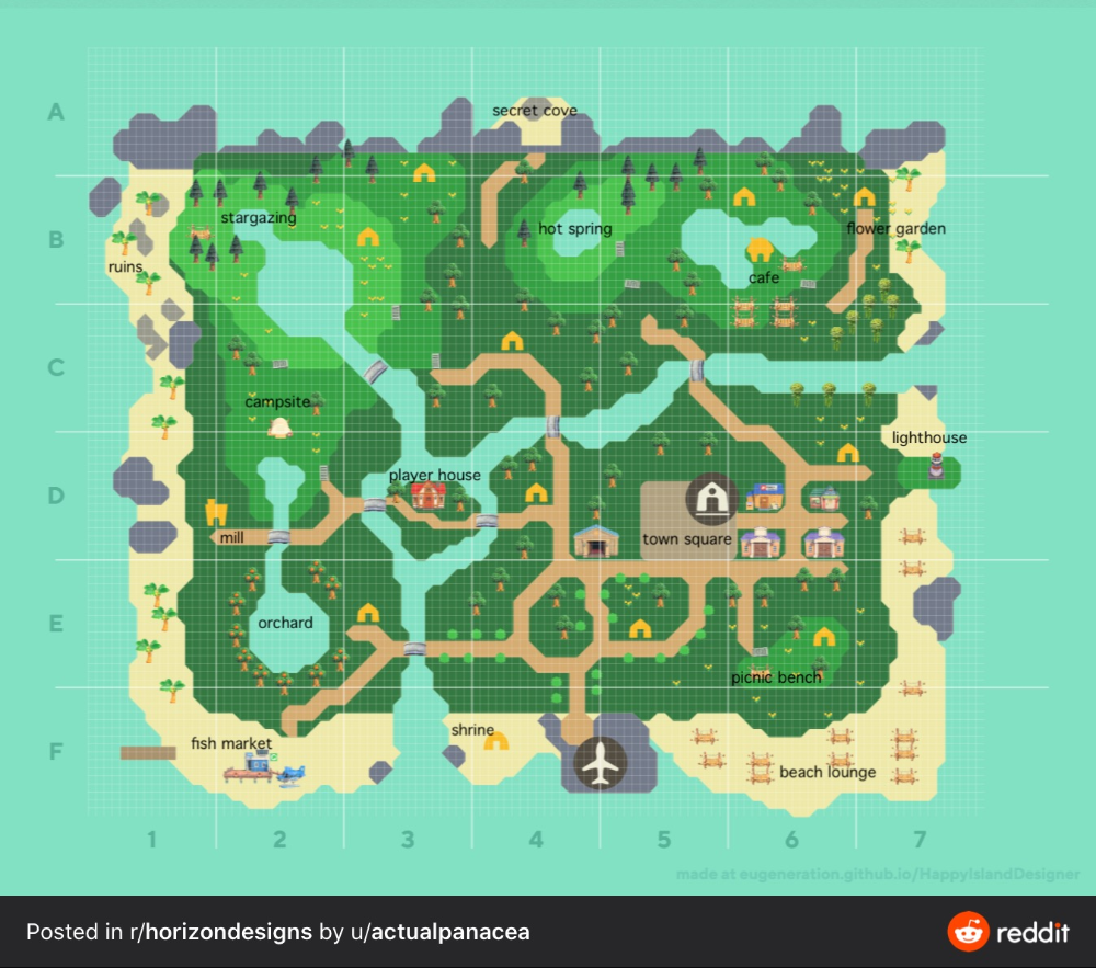 Animal Crossing New Horizons Map Design Ideas Crossingcharm New Animal Crossing Animal Crossing Villagers Animal Crossing Game