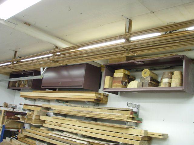 Decoration Ceiling Ladder Rack Overhead Tire Storage Lumber Garage Units
