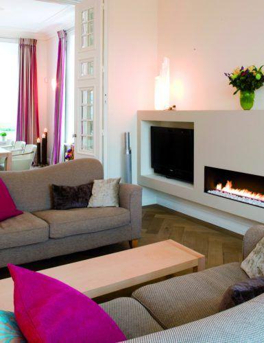 Luxe woonkamer inrichting | Ideeën voor in en om het huis ...