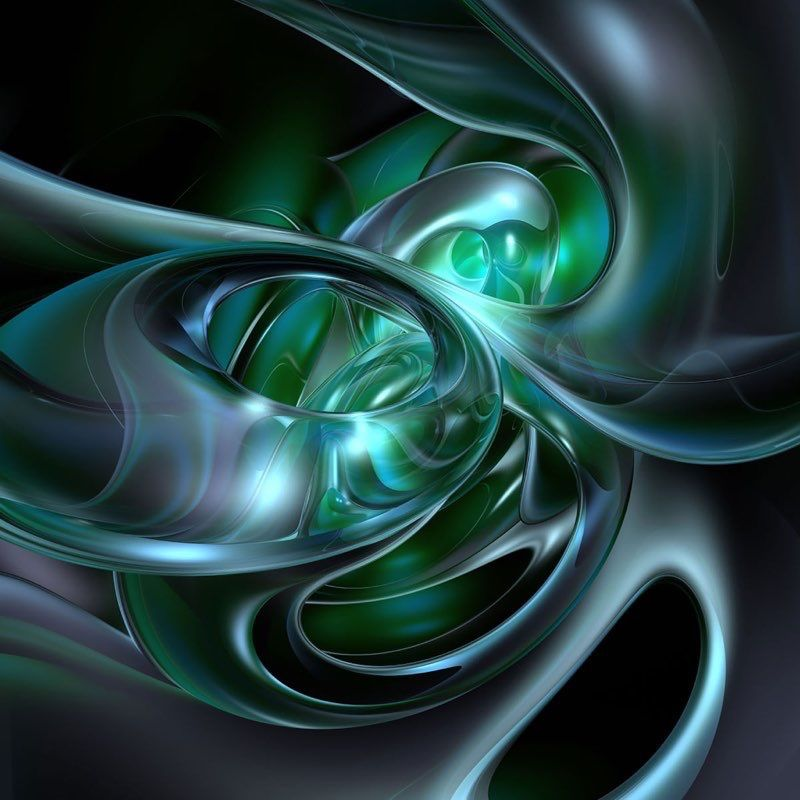 29+ High-Definition 3D IPad Wallpapers