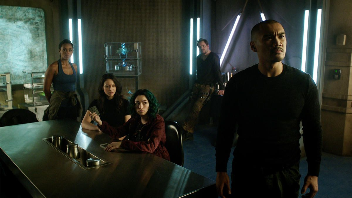 Dark Matter Photos – We Were Family: Season 2, Episode 4 | Syfy