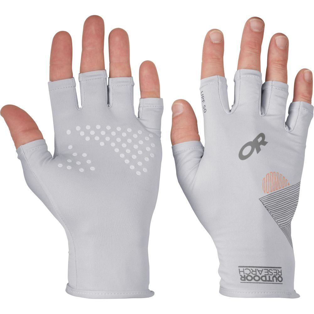 Fingerless gloves bunnings - Fingerless Uv Sun Protection Gloves Keep The Harmful Uv Rays From Burning Your Hands And Wrists While Keeping You Cool