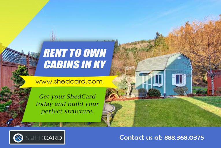 Pin by Rent to Own Gazebos on Rent To Own Cabins Near Me