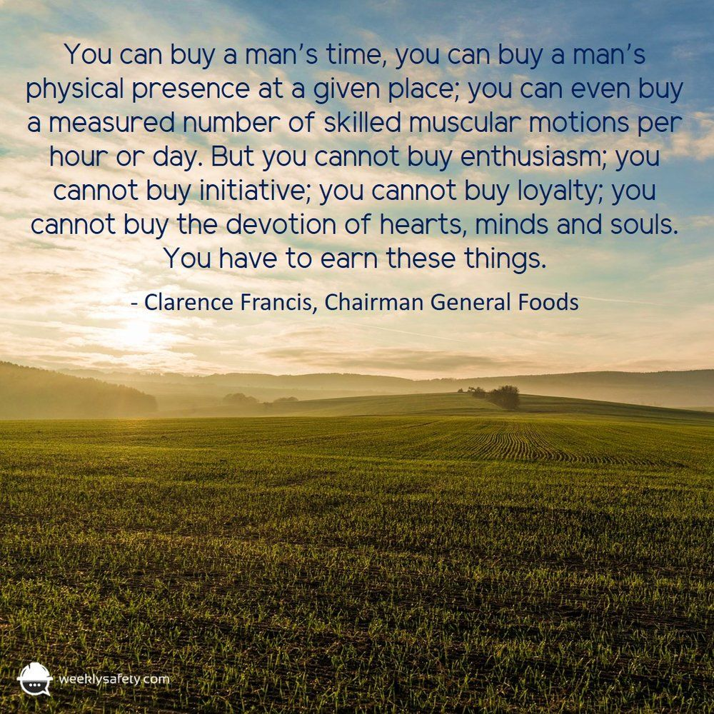 Philosophy of Management Quote by Clarence Francis ...