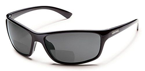 ea8f97df9c2 Suncloud Sentry Polarized BiFocal Reading Sunglasses in Black 200 -- Click  on the image for additional details.Note It is affiliate link to Amazon.