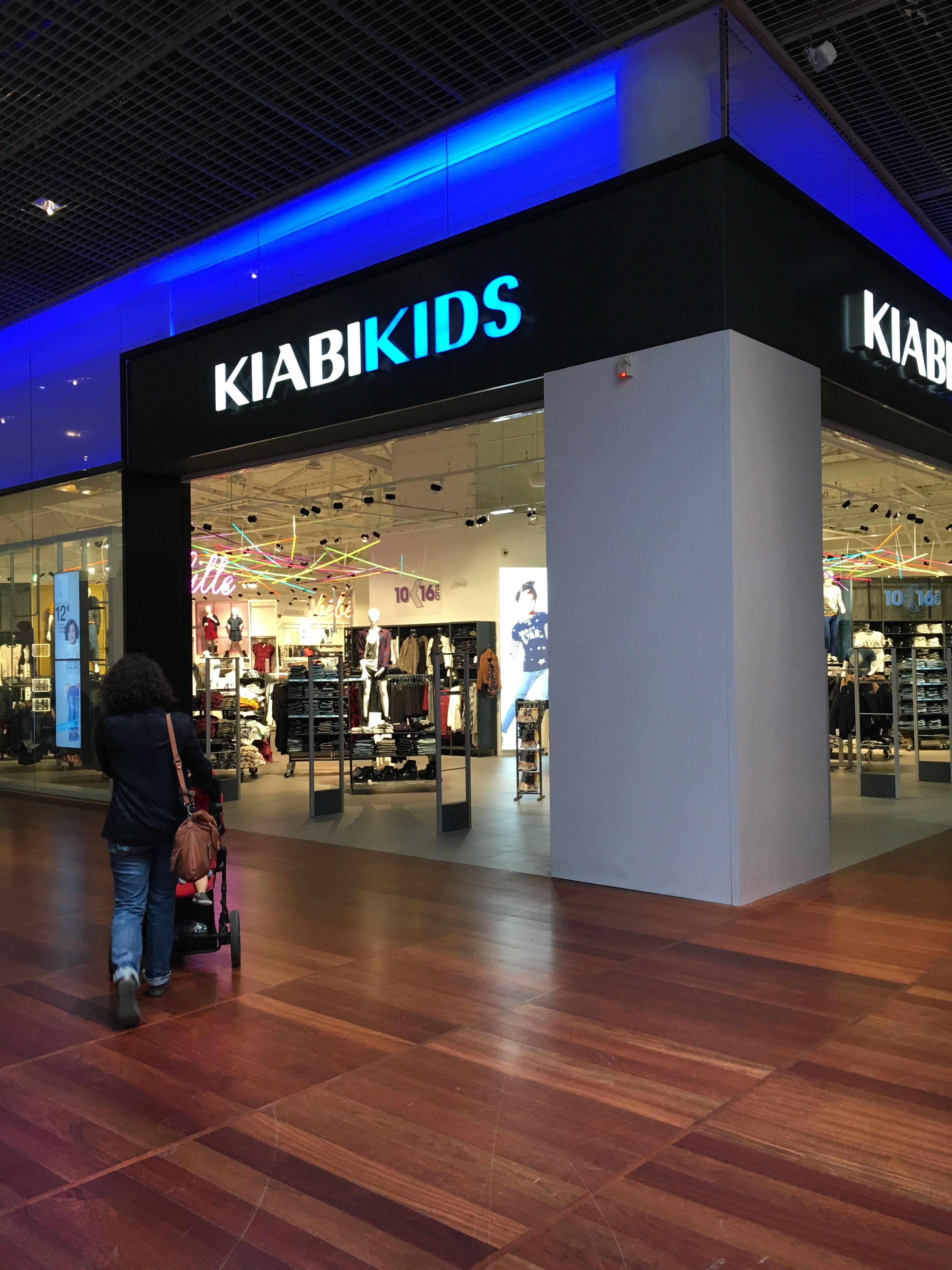 e2a76677d06 Kiabi kids - Euralille - Septembre 2016