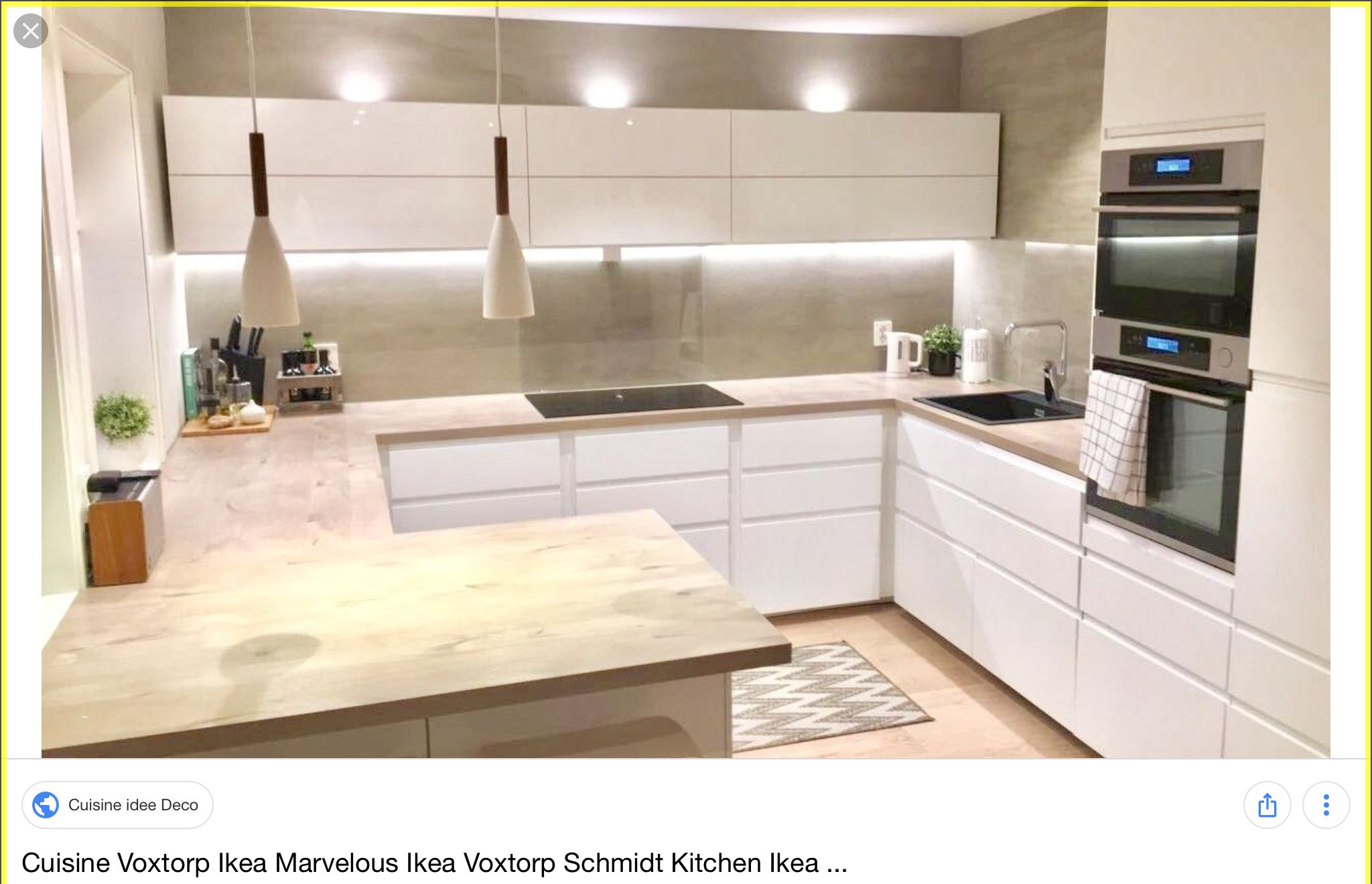 Best Voxtorp Kitchen Google Search With Images Kitchen 640 x 480