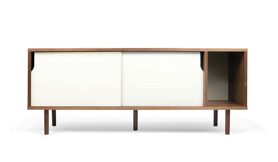 Credenza Dann : Monoqi dann sideboard weiß living room