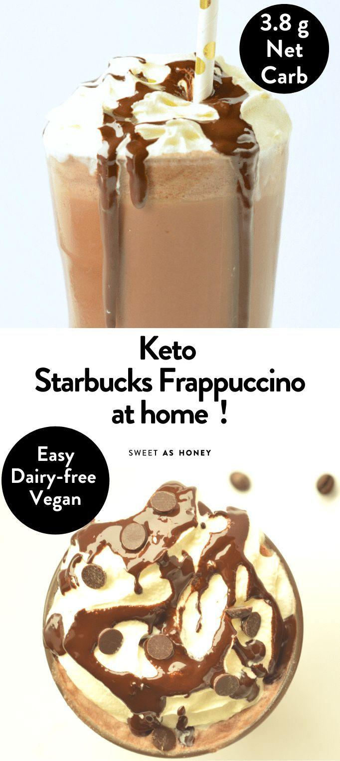 Keto frappucino Chocolate Collagen drink - Sweetashoney