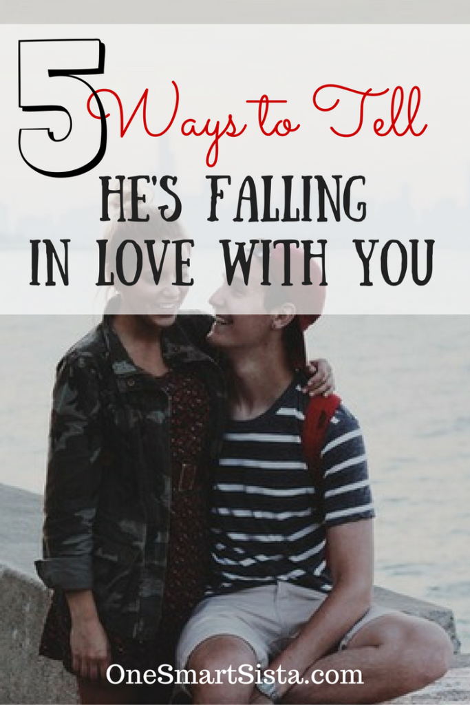 How To Tell If Hes Falling For You