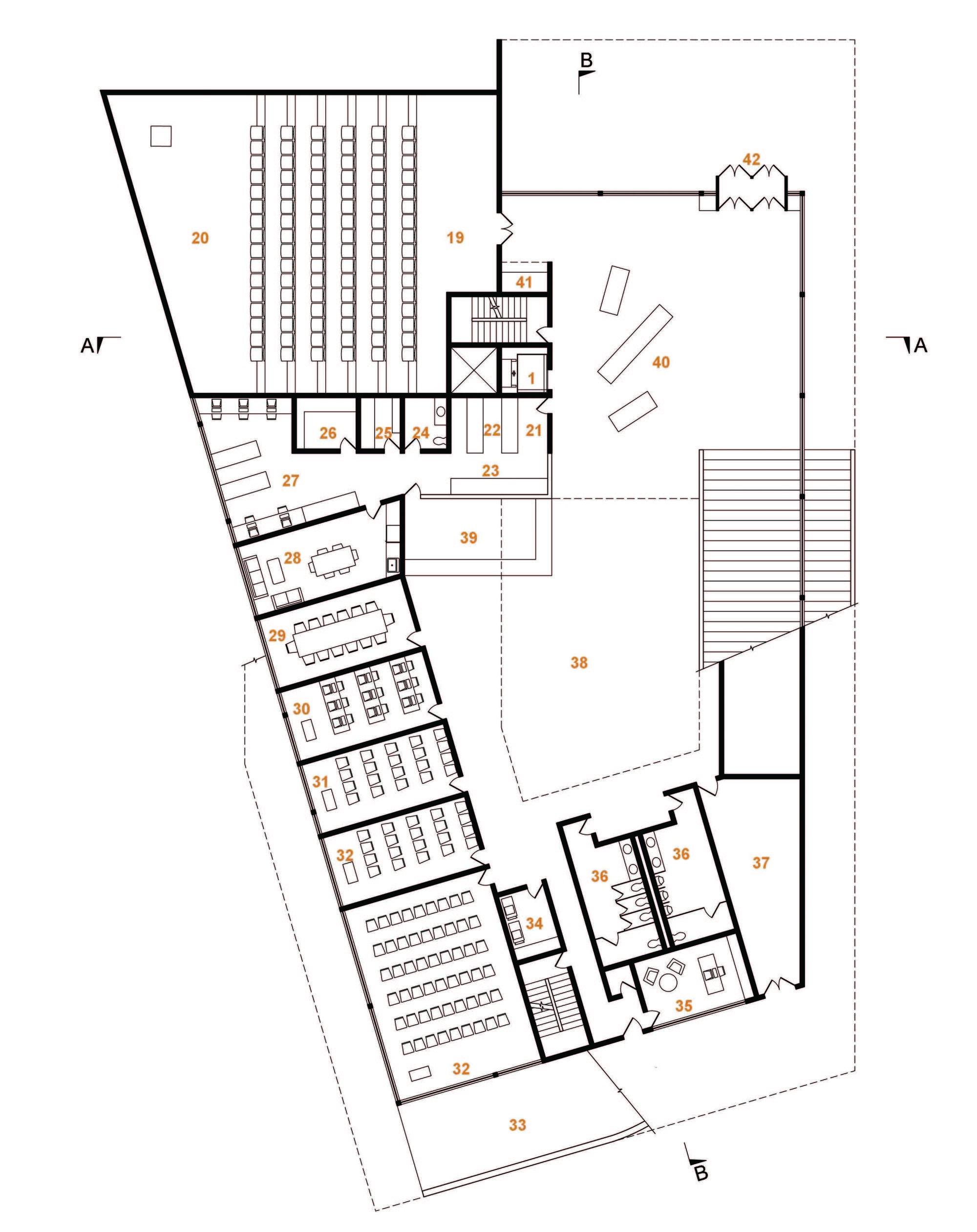 Gallery Of Daegu Gosan Public Library Competition Entry Martin Fenlon Architecture
