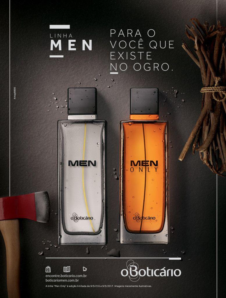 Para o você que existe no ogro Boticário perfumes