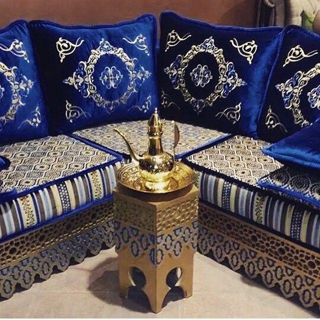 صور مساند ظهر 2 Moroccan Inspiration Oriental Design Bed Lights
