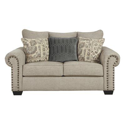 Terrific Charlton Home Snediker Loveseat Products In 2019 Sofa Lamtechconsult Wood Chair Design Ideas Lamtechconsultcom