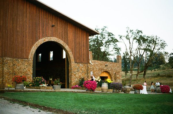 Maysara Winery Offers One Of The Largest Indoor And Outdoor Venues In Oregon Wine Country
