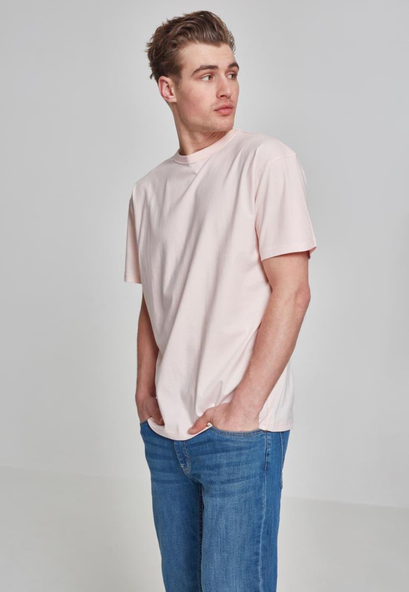 Urban Classics T Shirt Herren Altrosa Grosse L Mit Bildern Shirts T Shirt