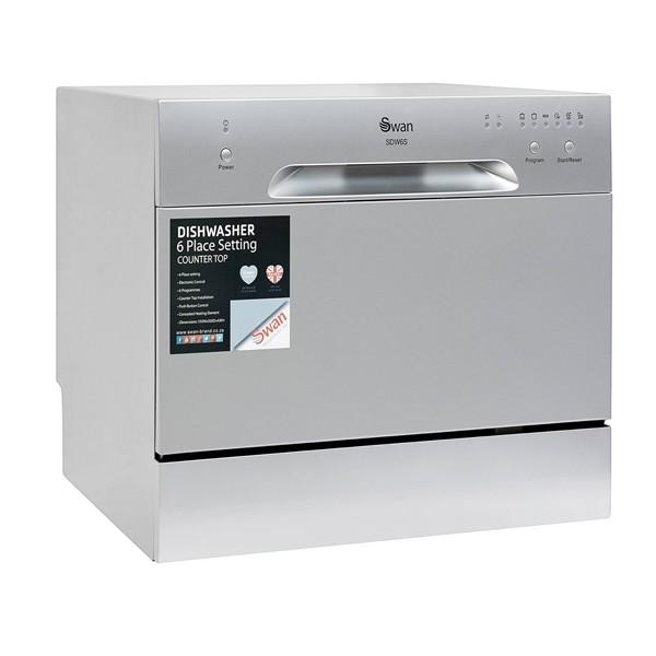 Swan 6 Place Dishwasher Sdw6 Hirsch S In 2019 Dishwasher