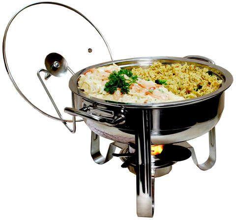 buffet food warmer serving chafing dish catering serveware banquet rh pinterest com