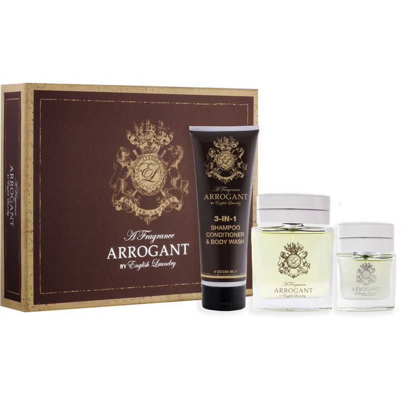 Arrogant 3pc Gift Set Gift Set Arrogant