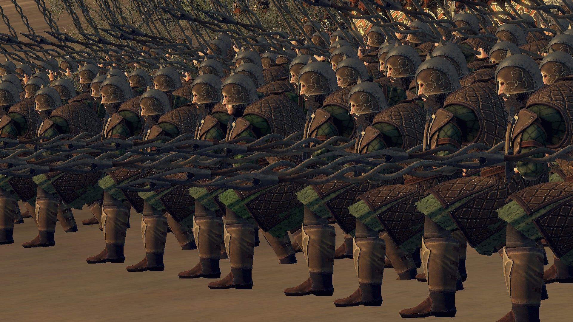 total war attila rise of mordor