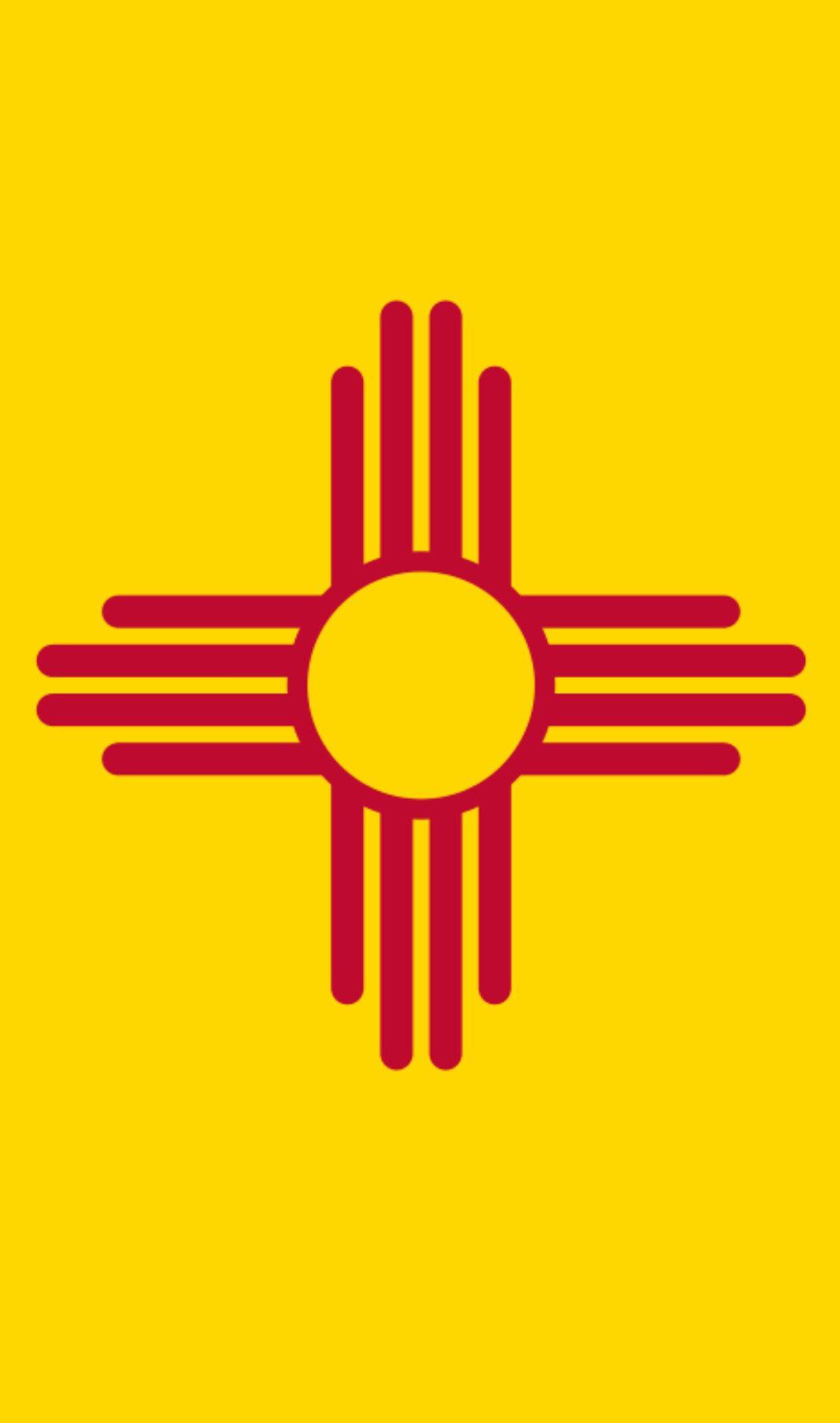 099c9d2a59c Zia sun symbol American State Flags