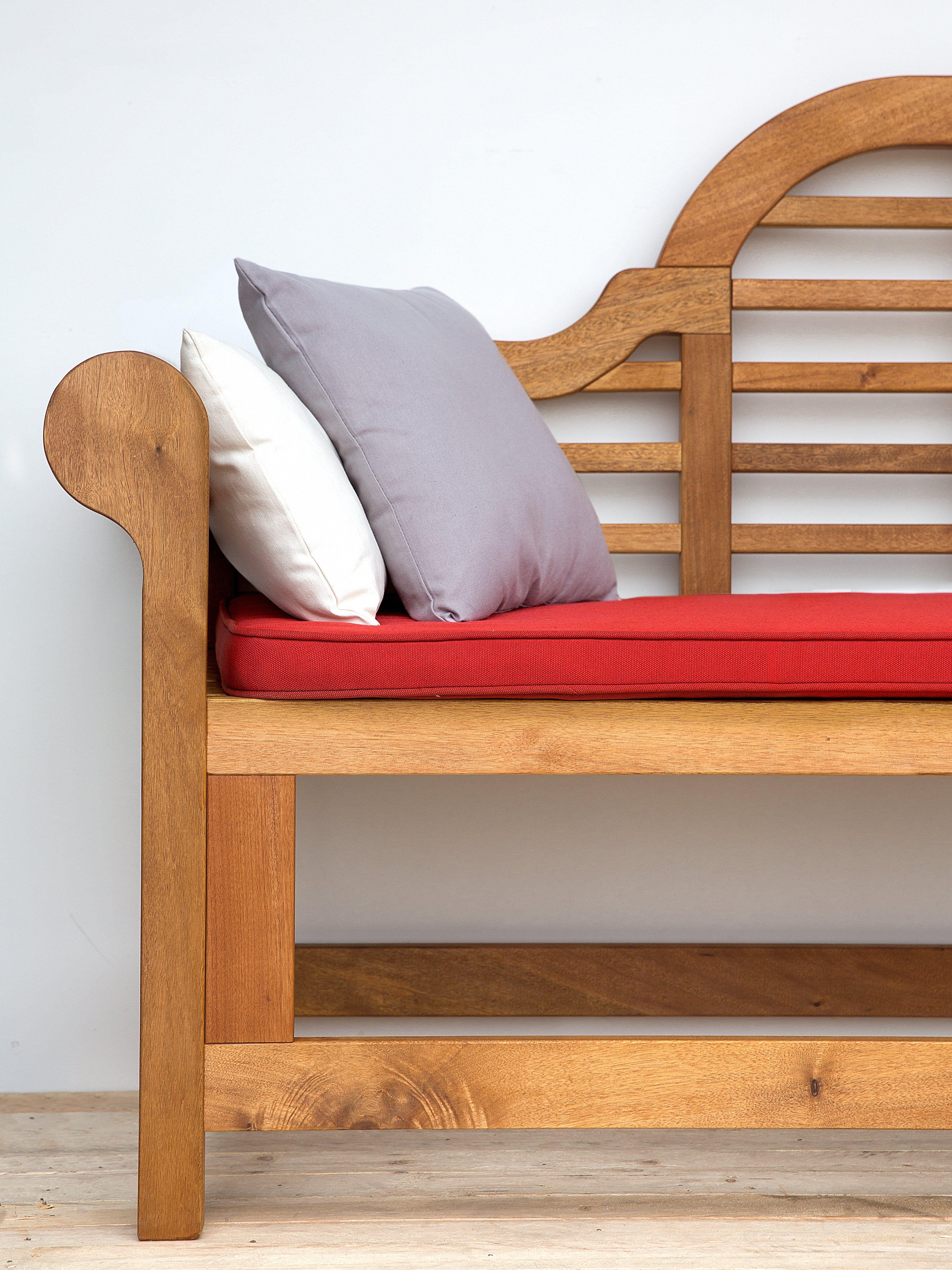 Cuscini Da Esterno Impermeabili cuscino impermeabile da esterno in color terracotta - per