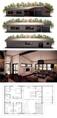 small house plan house pinterest haus haus pl ne und haus bauen. Black Bedroom Furniture Sets. Home Design Ideas
