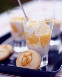 Tangelo Creamsicles Recipe - Suzanne Goin   Food & Wine