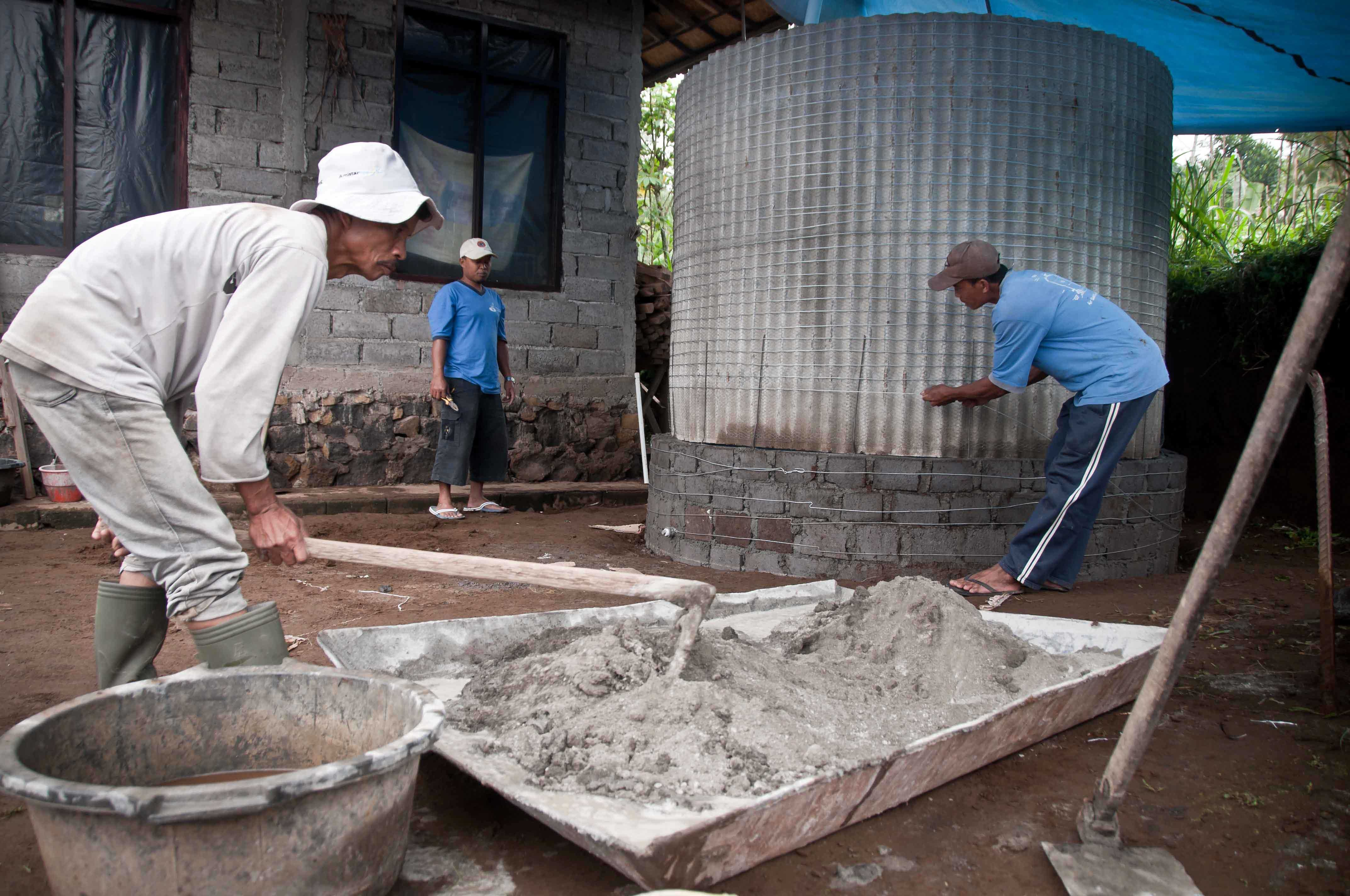 how to make ferrocement concrete